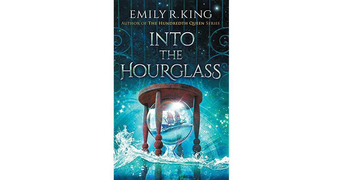 Into the Hourglass (The Evermore Chronicles, #2) by Emily R