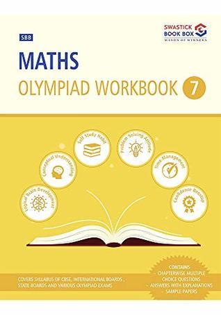 Maths Olympiad Workbook - Class 7 (2019-20) by Swastick Book Box