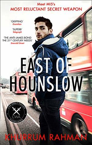 East of Hounslow (Jay Qasim #1)