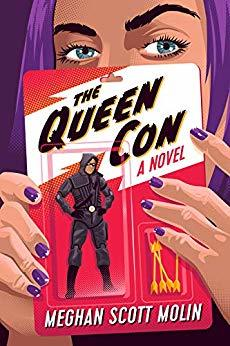 The Queen Con by Meghan Scott Molin