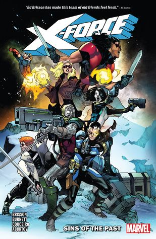 X-Force, Vol. 1: Sins of the Past