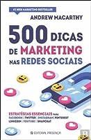 500 Dicas de Marketing nas Redes Sociais