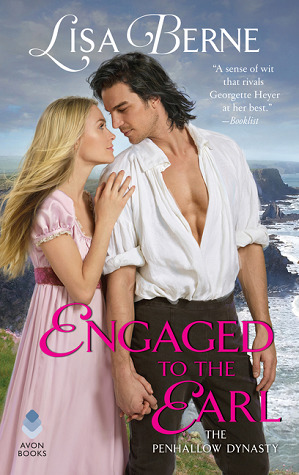 Engaged to the Earl (The Penhallow Dynasty, #4)