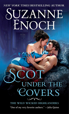 Scot Under the Covers (The Wild Wicked Highlanders, #2)