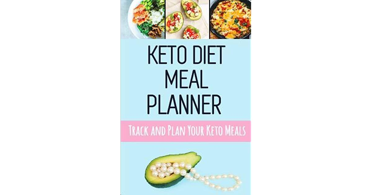 Keto Diet Meal Planner: Low Carb Meal Planner for Weight Loss Track