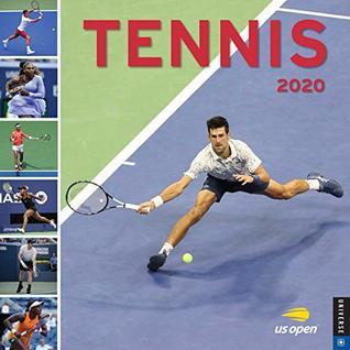 Tennis Calendar 2020 Tennis 2020 Wall Calendar: The Official U.S. Open Calendar by