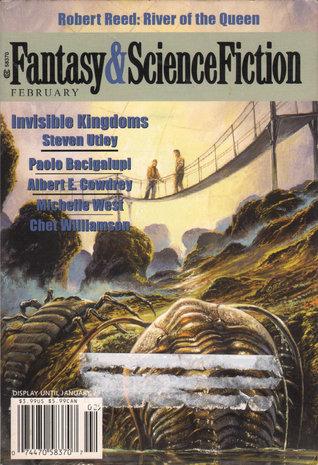 Fantasy & Science Fiction, February 2004 (The Magazine of Fantasy & Science Fiction, #625)