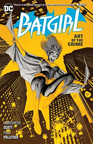 Batgirl, Volume 5: Art of the Crime