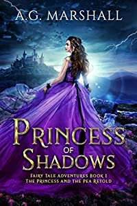 Princess of Shadows (Fairy Tale Adventures, #1)