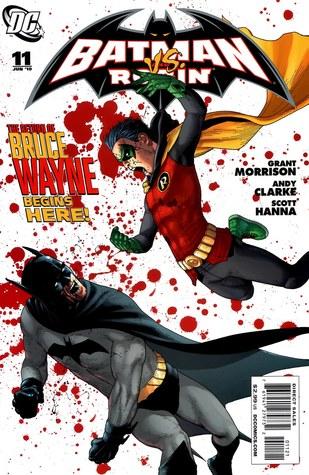 Batman and Robin #15 Vol 1 DC Comics 2009 NM Grant Morrison /& Frank Quitely 2011