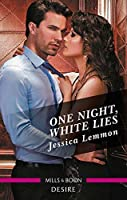 One Night, White Lies (The Bachelor Pact Book 3)