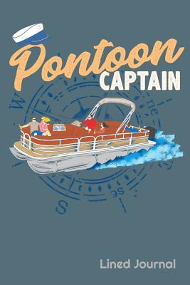 Lined Journal with Pontoon Captain Hat