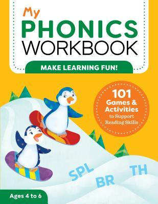 My Phonics Workbook by Laurin Brainard M