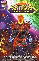 Motoqueiro Fantasma Cósmico: O Bebê Thanos Deve Morrer.