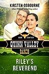 Riley's Reverend (Quinn Valley Ranch Book 18)