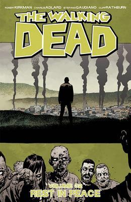 The Walking Dead, Vol. 32: Rest In Peace