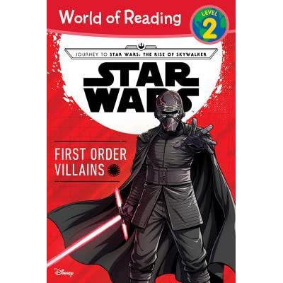 Journey To Star Wars The Rise Of Skywalker First Order Villains By Michael Siglain