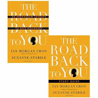 Ian Morgan Cron 2 Books Collection Set (The Road Back to You [Hardcover], Road Back to You Study Guide)