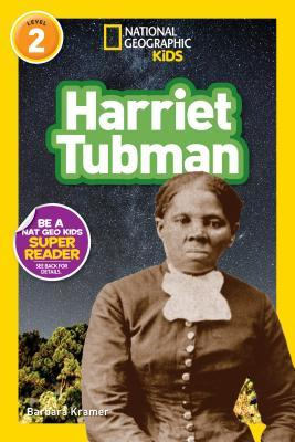 Harriet Tubman by Barbara Kramer