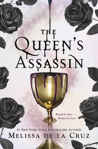 The Queen's Assassin by Melissa de la Cruz Book Cover