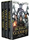The Buried Goddess Saga - Redstar Rising: Books 1-3