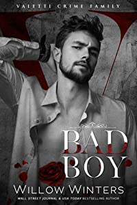 Bad Boy (Valetti Crime Family #5)
