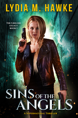 Sins of the Angels (Grigori Legacy, #1) by Linda Poitevin