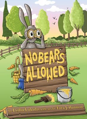 No Bears Allowed by Lydia Lukidis