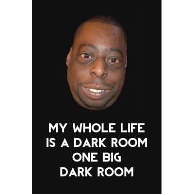 Beetlejuice My Whole Life Is A Dark Room One Big Dark Room Ruled Blank Lined Matte Journal 6 9 120 Pages Funny Witty Slogan Planner For Howard Stern Fans Organizer For School Office