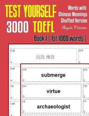 Vocabulary for TOEFL iBT