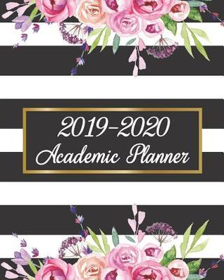 Planner Cover Ideas 2020 2019 2020 Academic Planner: Teacher Lesson Planner with Adult