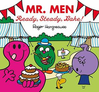 Mr Men: Ready, Steady, Bake
