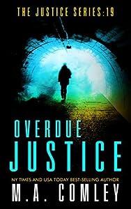 Overdue Justice (Lorne Simpkins, #19)