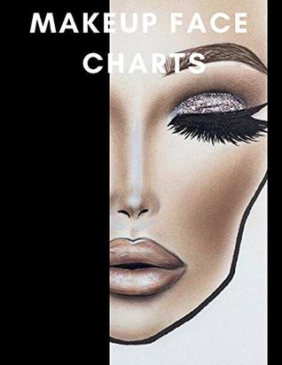 Makeup Face Charts A Bold Blank Paper