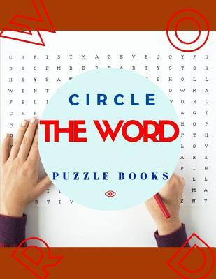 Circle The Word Puzzle Books: Extreme Word Search