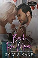 Back For More (425 Madison Avenue Book 7)