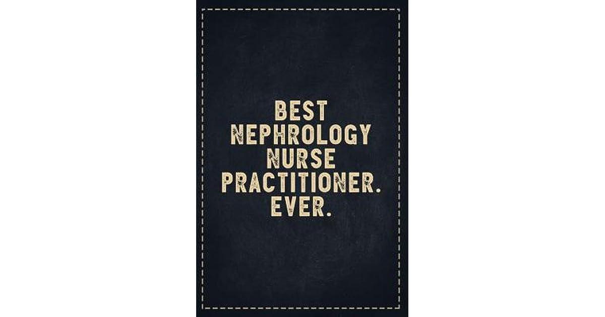The Funny Office Gag Gifts: Best Nephrology Nurse