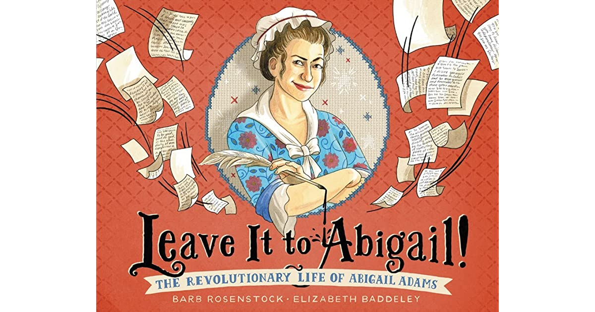Image result for leave it to abigail goodreads