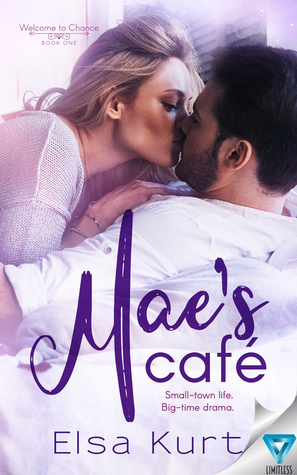 Mae's Cafe by Elsa Kurt