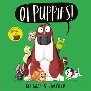 Oi Puppies! Audiobook