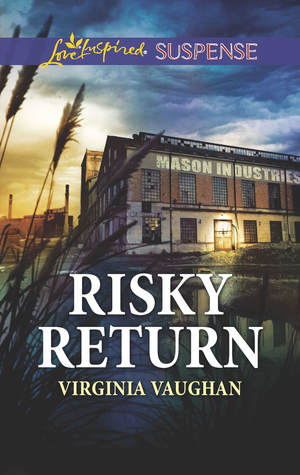 Risky Return (Covert Operatives #3)