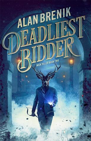 Deadliest Bidder (Nick Teller, #2)