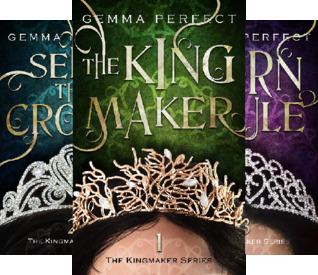 The Kingmaker Trilogy (3 Book Series)