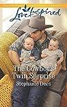 The Cowboy's Twin Surprise: A Fresh-Start Family Romance (Triple Creek Cowboys)