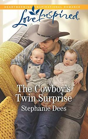 The Cowboy's Twin Surprise by Stephanie Dees