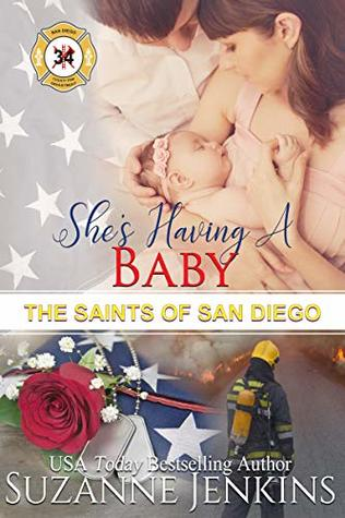 She's Having a Baby (The Saints of San Diego #1)