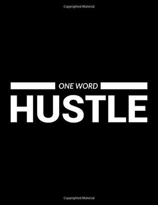 One Word Hustle: Academic Planner 2019-2020 | Motivational ...