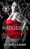 Hadliegh's Desire (Satan's Anarchy MC #2)