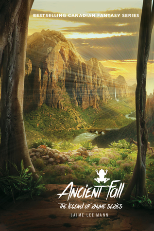 Ancient Fall (Legend of Rhyme, #7)