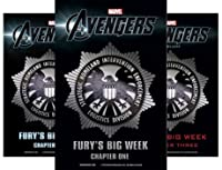 Marvel's The Avengers Prelude #1-4 (4 Book Series)